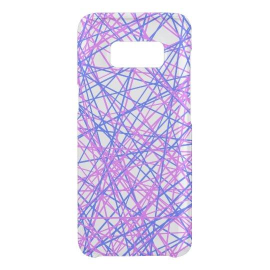 Festive Lines Uncommon Samsung Galaxy S8 Case