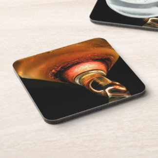 Festive Martini Glass Coaster