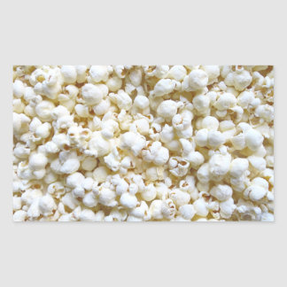 Festive Popcorn Texture Photography Decor