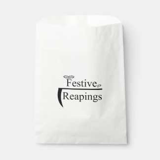 Festive Reapings Favour Bag