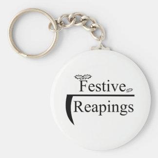 Festive Reapings Keychain