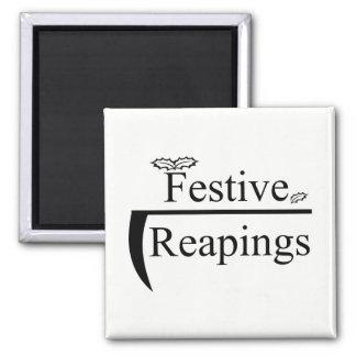 Festive Reapings magnet