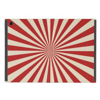 Festive Retro Popcorn Classic Spinning Wheel Covers For iPad Mini