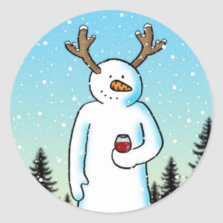 Festive Spirit Sticker