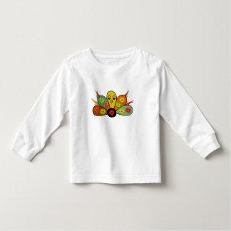 Festive Turkey Toddler T-shirt
