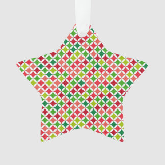 Festive Wrapping Christmas Tree Ornament