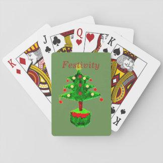 Festivity Playing Cards
