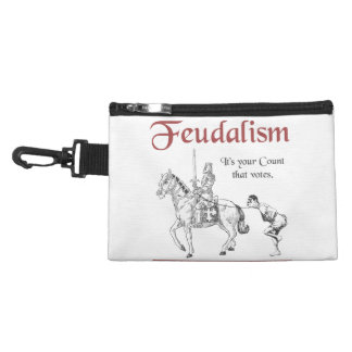 Feudalism - It's your Count that votes Accessories Bags