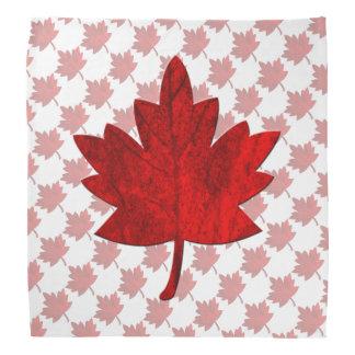 Feuille de Canada-Érable Bandana