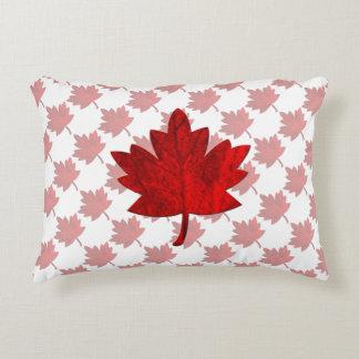 Feuille de Canada-Érable Coussins Décoratifs