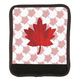 Feuille de Canada-Érable Protège Poignée Pour Bagage