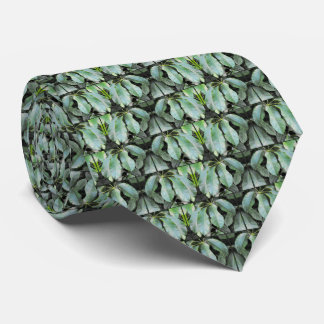 Feuille de jardin cravate personnalisée