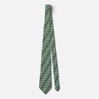 Feuille de jardin cravate customisée