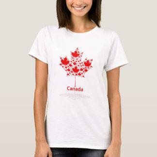 Feuille d'érable Canada T-shirt