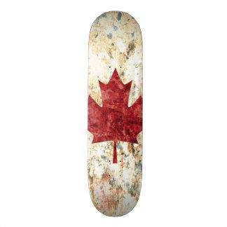Feuille d'érable canadienne skateboard 20,6 cm