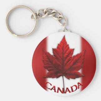 Feuille d'érable de porte - clé et du Canada de so Porte-clefs
