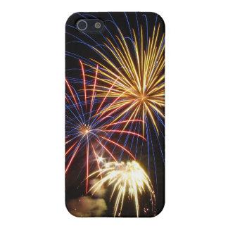 Feux d'artifice iPhone 5 case