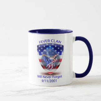 Fever Clan Mug 9/11/2001