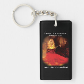 Feversong 2017 Keychain (double-sided)