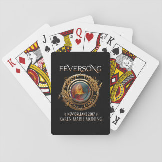 Feversong 2017 Playing Cards, Standard faces Poker Deck