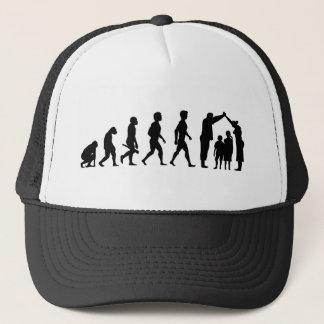 Few partnership relationship kisses love love trucker hat