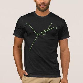 Feynman Proton Proton Chain -- How we were made T-Shirt