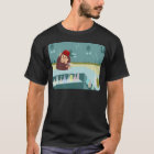 Fez Monkey Martini Bar T-Shirt