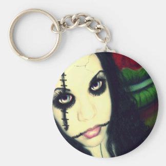 Fezzie Ferocious Keychain: Morbid Doll Keychain