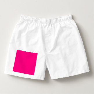 #FF0080   Hex Code Web Color  Hot Pink Business Boxers