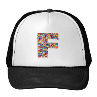 FFF Shows how much U love your friends NAME Trucker Hat
