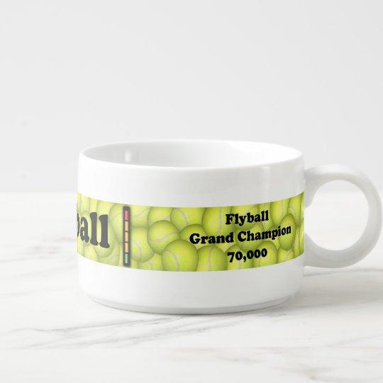 FGDCh 70 K, Flyball Grand Champ, 70,000 Points Chili Bowl