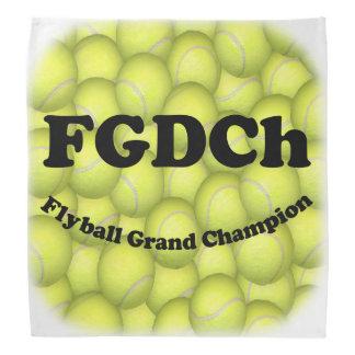 FGDCh, Flyball Grand Champ, 30,000 Points Bandana