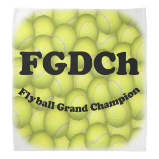FGDCh, Flyball Grand Champ, 30,000 Points Do-rags