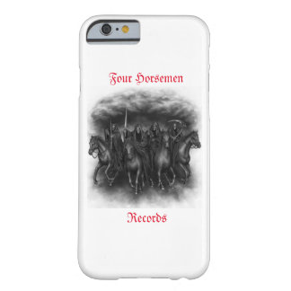 FHR iPhone Case Barely There iPhone 6 Case