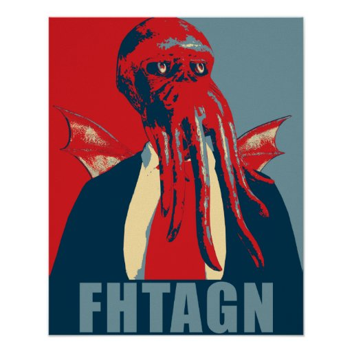 Fhtagn Print