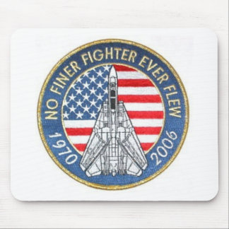 FI14 TOMCAT -  NOTHING FINER! MOUSE PAD