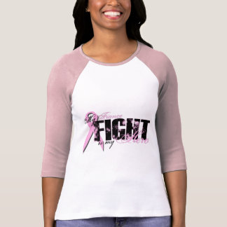 Fiance Hero - Fight Breast Cancer Tshirts