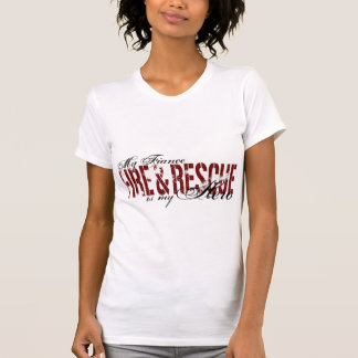 Fiance Hero - Fire & Rescue Tee Shirts