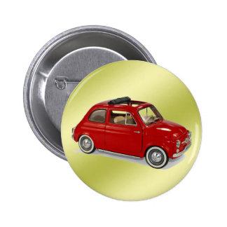 fiat500 2 inch round button