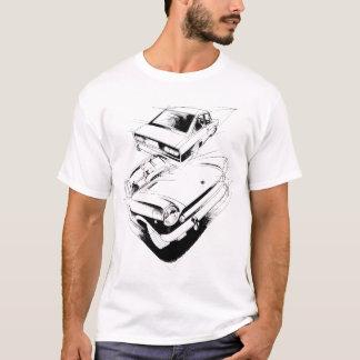 Fiat 124 T-Shirt
