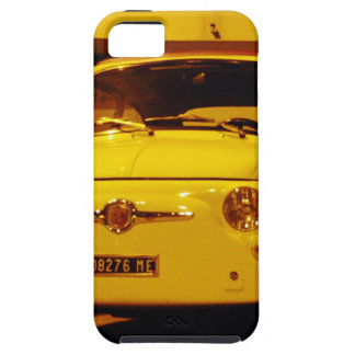 Fiat 500 Abarth. Case For The iPhone 5