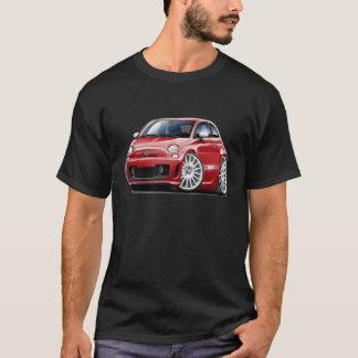 Fiat 500 Abarth Red Car T-Shirt