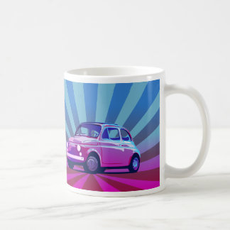 Fiat 500 Bunt Coffee Mug