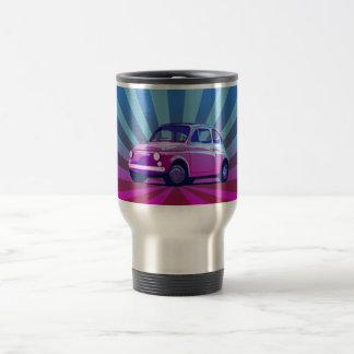Fiat 500 Bunt Travel Mug