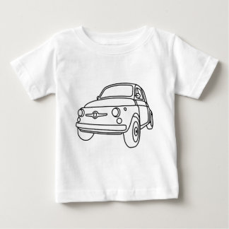 Fiat 500 Classico Baby T-Shirt