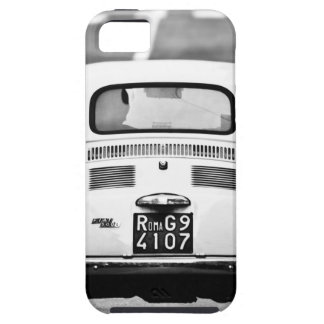 Fiat 500 in Rome, Italy, Iphone 5 Case