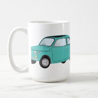 Fiat 500 Mug