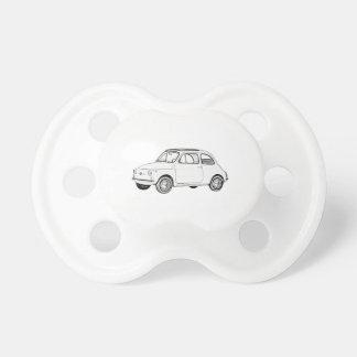 Fiat 500 Topolino Pacifier