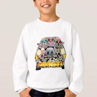 Fiat Abarth SuGar Skulls Sweatshirt