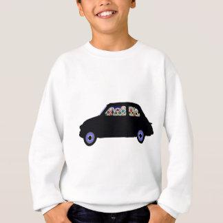 Fiat Filled With Sugar Skulls Sweatshirt